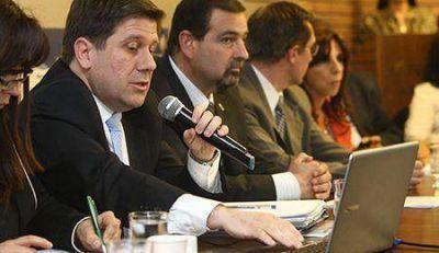 El Gobierno presentó la Ley de Presupuesto, Impositiva y Avalúo 2014