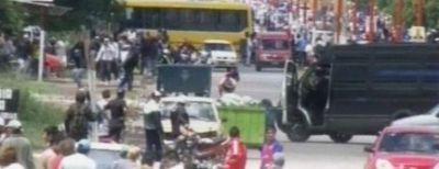 Supermercadista baleó a dos personas en intento de saqueo en V. G. Gálvez