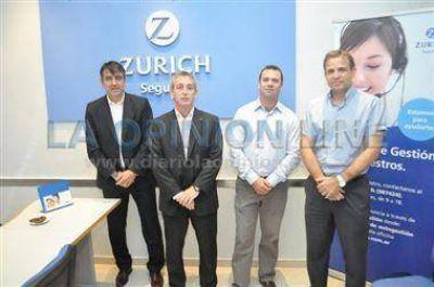 Zurich Seguros abri� sus puertas en Rafaela