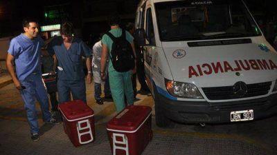 Se realizó una nueva ablación de órganos en Santiago del Estero