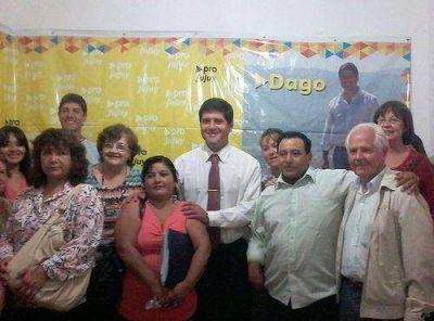 El PRO Jujuy entregó subsidios para apoyar terminalidad educativa
