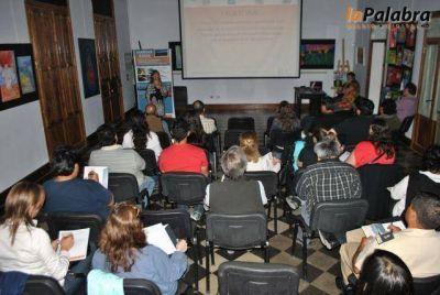 Se realizó en Patagones el taller sobre Mareas Rojas