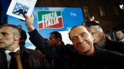 El Senado italiano expulsó a Silvio Berlusconi del cuerpo