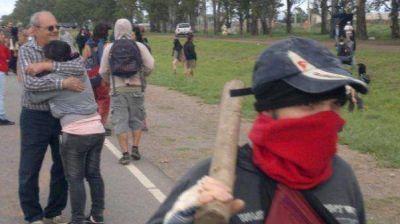 Feroz agresión a ambientalistas con tiros y palazos: hay heridos