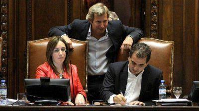 Gracias a la abstención de UNEN, el macrismo aprobó el Presupuesto 2014 para la Ciudad