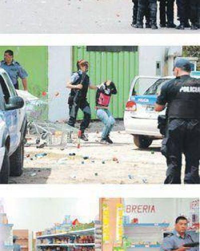 """Para Berni, saqueos en Santa Fe fueron obra de """"delincuentes"""""""