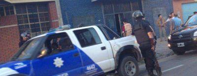 ¿Saqueos narcos?: indagan a los detenidos y buscan antecedentes