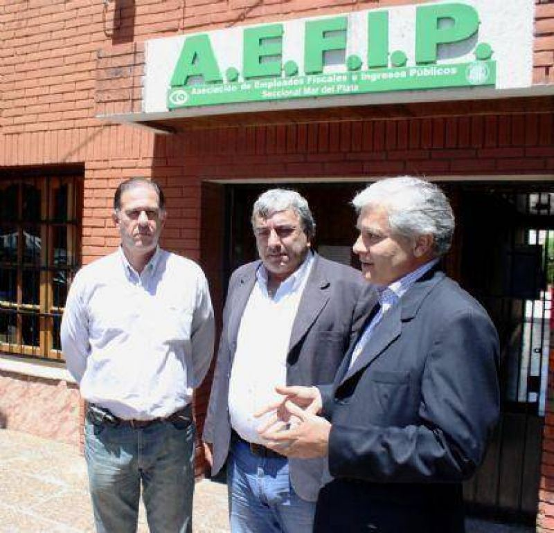 Enérgico rechazo gremial a los cambios previstos en la AFIP-DGI