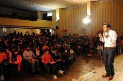 Se realizó el 2° congreso de los Guardianes Ambientales con jóvenes de escuelas secundarias