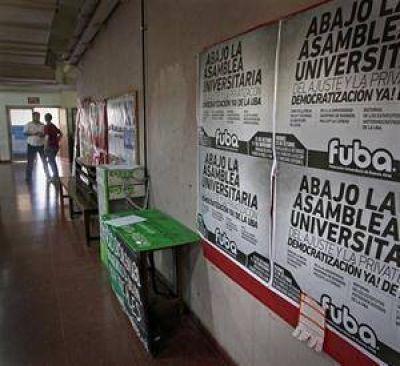 A días de la elección del rector se calienta la puja política en la UBA