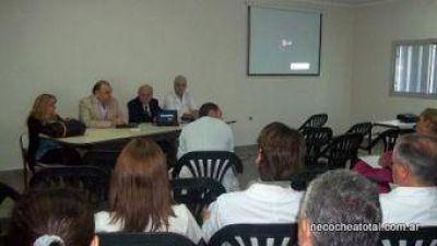 """""""Toda la responsabilidad en Necochea está recayendo en la Salud Pública municipal"""""""