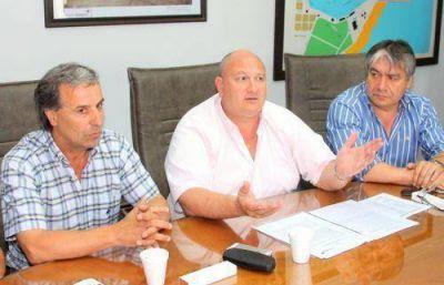 Carta al gobernador apoyando la continuidad de De Gregorio