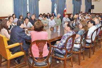 El Frente C�vico sigue sumando apoyo en el interior de la provincia