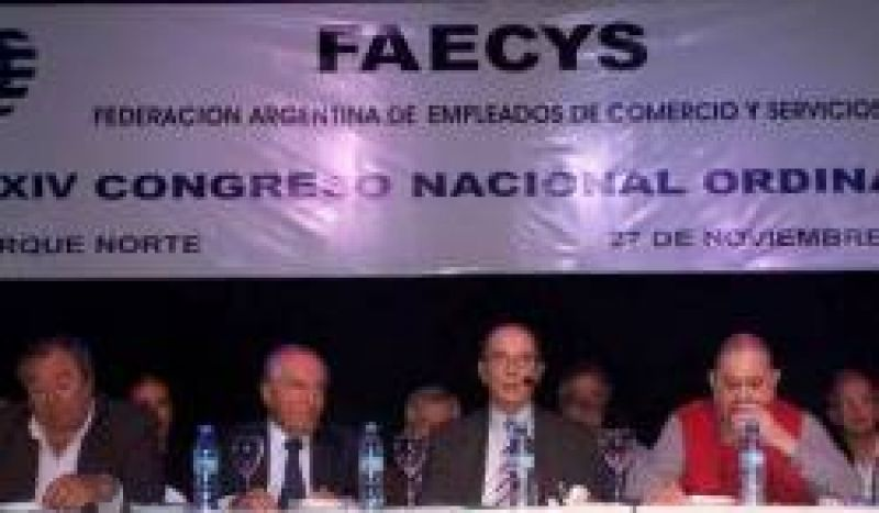 Mezzapelle presidió Congreso Nacional de la FAECyS