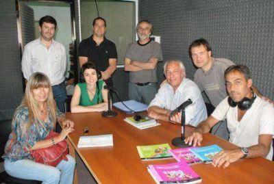 Encuentro de radios municipales en Baradero