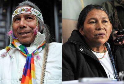 Atacan y amenazan a la familia del líder qom Félix Díaz