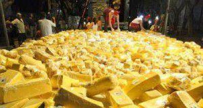 Argentina es el cuarto destino de los quesos uruguayos y se acerca a ser el tercero