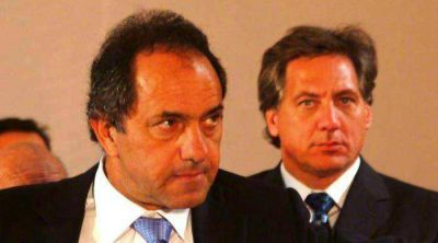 """Arba: """"Ahora tomará la posta Iván Budassi, que es un gran administrador"""", dijo Scioli"""