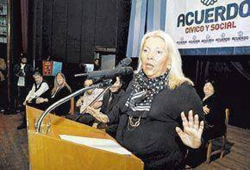 El día en que la oposición coincidió en Bahía Blanca