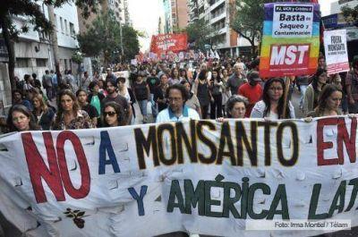 Los vecinos continuarán el bloqueo a la planta de Monsanto