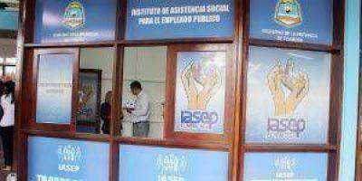 El IASEP habilitó anexo en la Terminal de Ómnibus