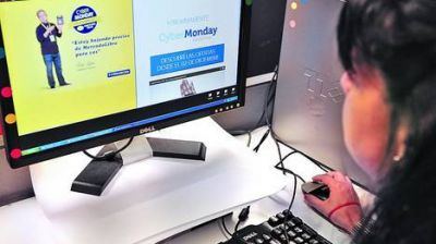 Cyber Monday: hasta la medianoche hay fuertes rebajas en sitios locales