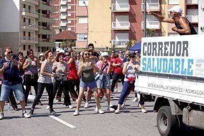 """Caminata por el """"Día mundial de lucha contra el VIH/Sida"""""""