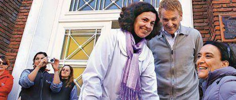 Michetti ahora colabora con la caza de votos en el interior bonaerense
