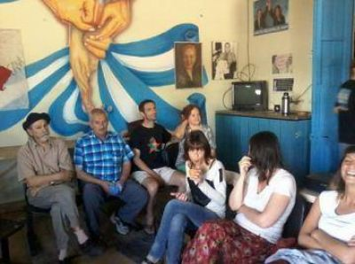 """La """"Eva"""" y Kolina concretaron un plenario político"""