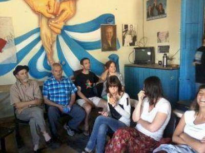 "La ""Eva"" y Kolina concretaron un plenario pol�tico"