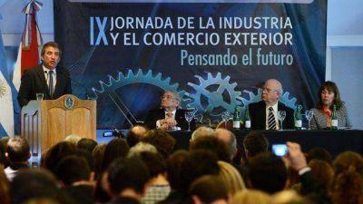 Urribarri expone sobre Entre Ríos ante empresarios de todo el país