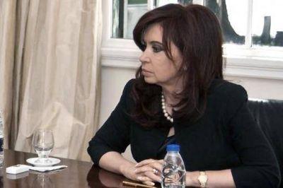 La Presidenta recibe a la gobernadora electa de Santiago del Estero