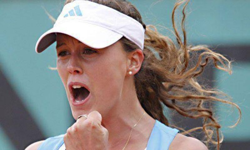 La tenista adolescente que provoca escándalo