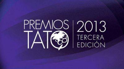 Los ganadores de los Premios Tato 2013