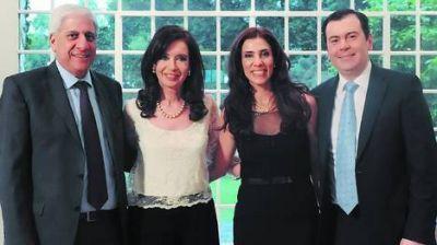 Santiago: tras el triunfo de su mujer, Zamora confirm� que va al Senado