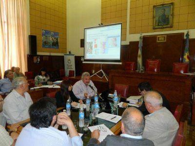 OSSE presentó un presupuesto de más de 700 millones de pesos