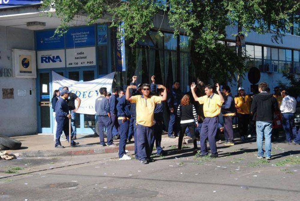 Sigue el paro en el Correo Argentino