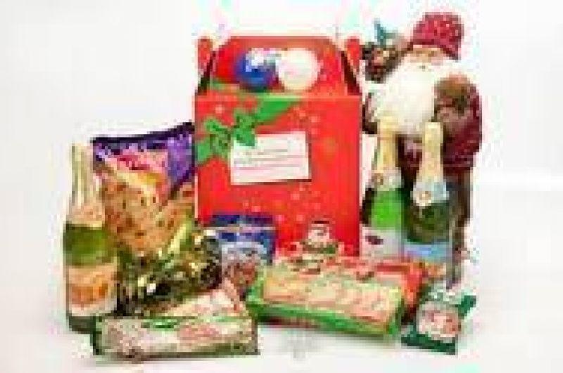 UTHGRA comenzó la entrega de cajas navideñas para afiliados