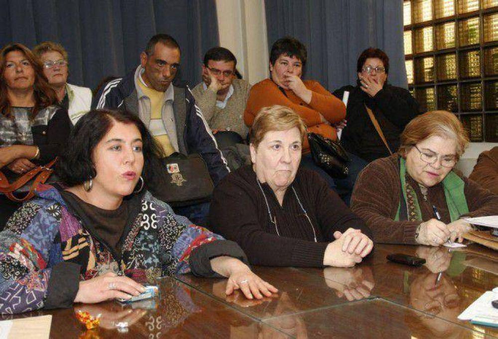 """ATE cuestionó a Pérez por proyectar un Presupuesto con """"80% de facultades delegadas al Ejecutivo"""""""