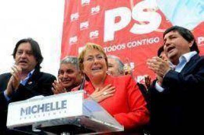 La CUT, la mayor organización sindical chilena, respalda a Bachelet para el balotaje del 15 de diciembre