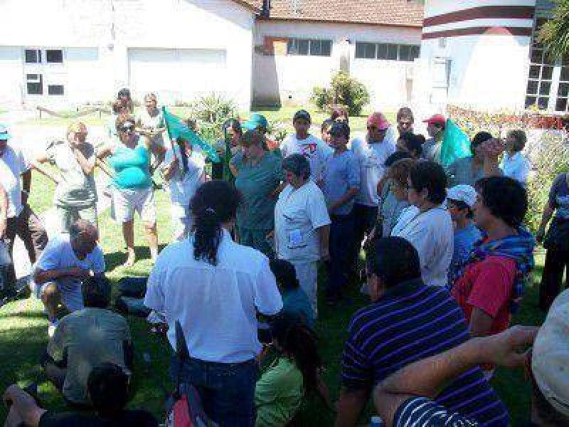 Los municipales de Gral. Madariaga se ponen de pie