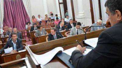 El Senado entrerriano dio sanción definitiva al Presupuesto 2014