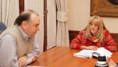 Benita García deja la Secretaria de Salud del municipio