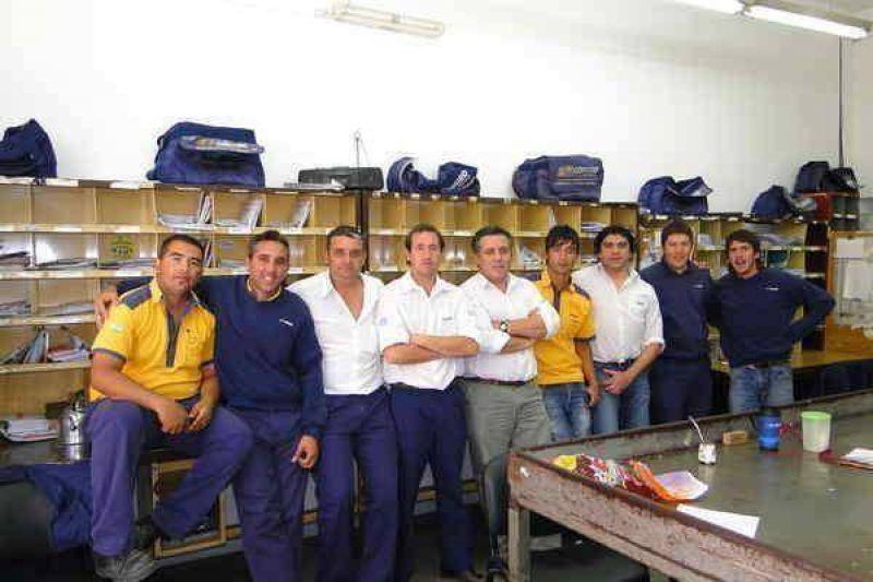 PARO POR TIEMPO INDETERMINADO DE TRABAJADORES DE CORREO ARGENTINO