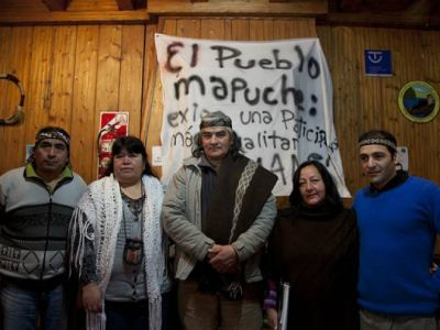 Parques Nacionales y Comunidad mapuche buscan llegar a un acuerdo