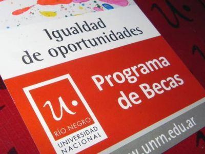 Abrió la convocatoria a Becas UNRN 2014