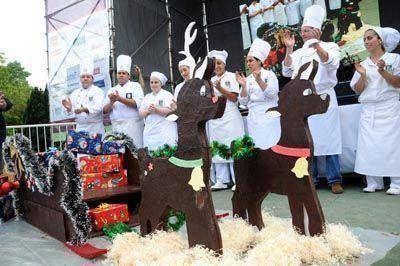 El chocolate será protagonista del 9º Festival Gastronómico
