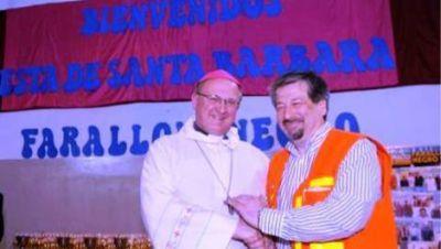 Benítez destacó el aporte de YMAD a la minería local