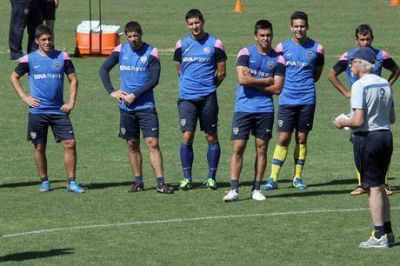 El plan de Carlos Bianchi para tener un Boca sano en 2014