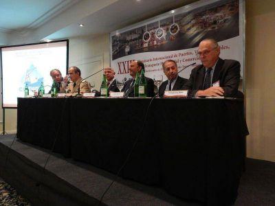 Importante participación en el XXIII Seminario Internacional de Puertos